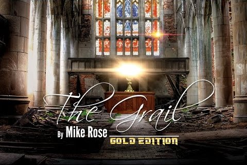 The Grail GOLD Edition by Mike Rose and Alakazam Magic