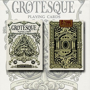 Grotesque Deck by Cyberian Way, LLC