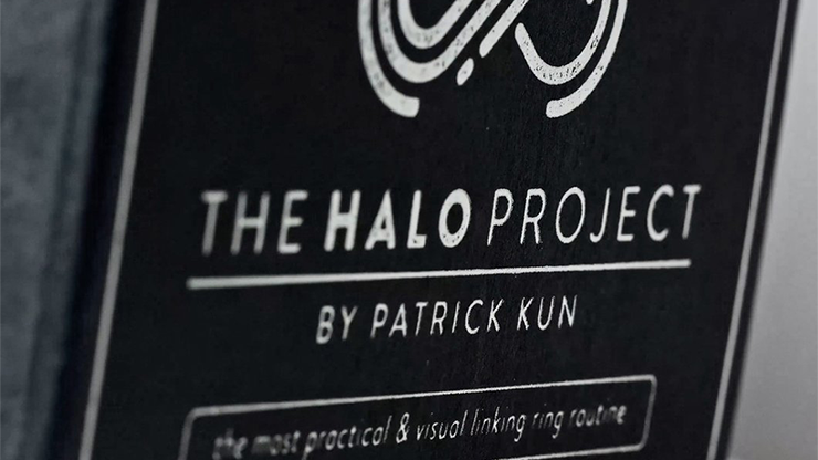 The Halo Project (Ring Size 8) by Patrick Kun<br /><span class=&quot;smallText&quot;>[RING_HALOPROJECT_8]</span>