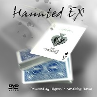 Haunted EX by Higpon<br /><span class=&quot;smallText&quot;>[DVD_HAUNTEDEX]</span>