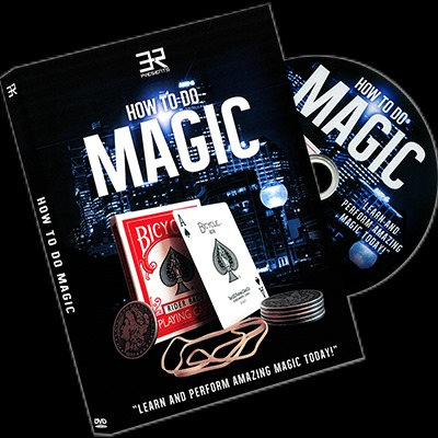 How To Do Magic by Eric Ross