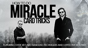 How To Do Miracle Card Tricks by Ellusionist