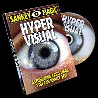 Hypervisual by Jay Sankey<br /><span class=&quot;smallText&quot;>[DVD_HYPERVISUAL]</span>