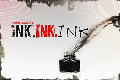 Ink.Ink.Ink by Dan Alex (MMSDL)