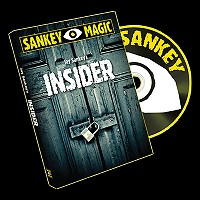 Insider by Jay Sankey<br /><span class=&quot;smallText&quot;>[DVD_INSIDER]</span>