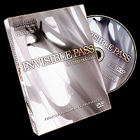 Invisible Pass by Chris Dugdale & JB Magic