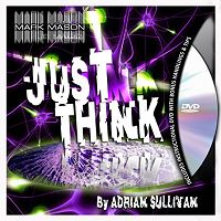 Just Think by Adrian Sullivan and JB Magic<br /><span class=&quot;smallText&quot;>[SDVD_JUSTTHINK]</span>