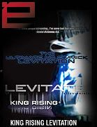 King Rising Levitation by ellusionist