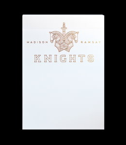 Knights Playing Cards by Daniel Madison & Chris Ramsay