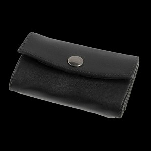 Leather Coin Purse (Dollar Coins) by UnderMagic