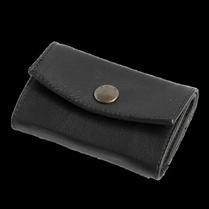 Leather Coin Purse (Half Dollars) by UnderMagic