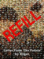 REFILL 封筒 for Letter From The Future<br /><span class=&quot;smallText&quot;>[REFILL_LETTERFROM_ENVELOPE]</span>