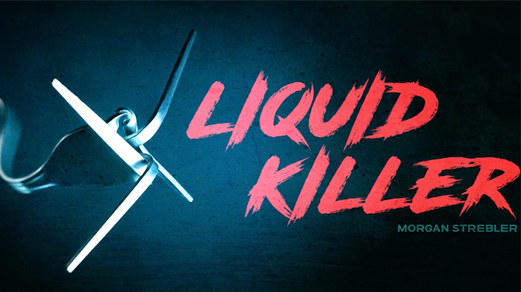 Liquid Killer by Morgan Strebler<br /><span class=&quot;smallText&quot;>[DVD_LIQUIDKILLER]</span>