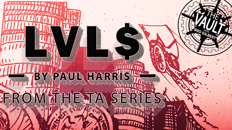 The Vault - LVL$ by Paul Harris video DOWNLOAD<br /><span class=&quot;smallText&quot;>[MMSDL_60810]</span>