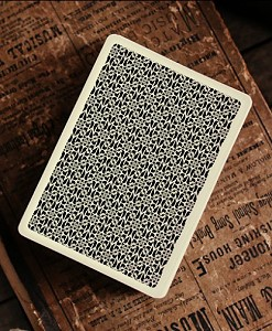 Madison Dealers Playing Cards [Black] (�������������̵������)