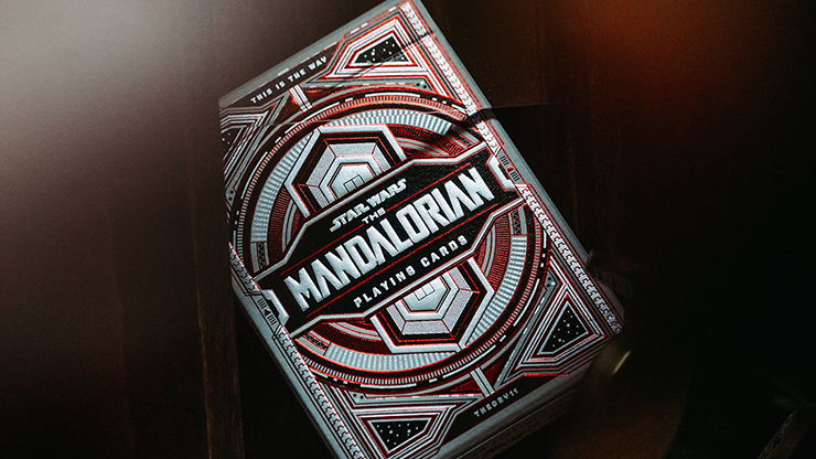 Mandalorian Playing Cards (マンダロリアントランプ) by theory11
