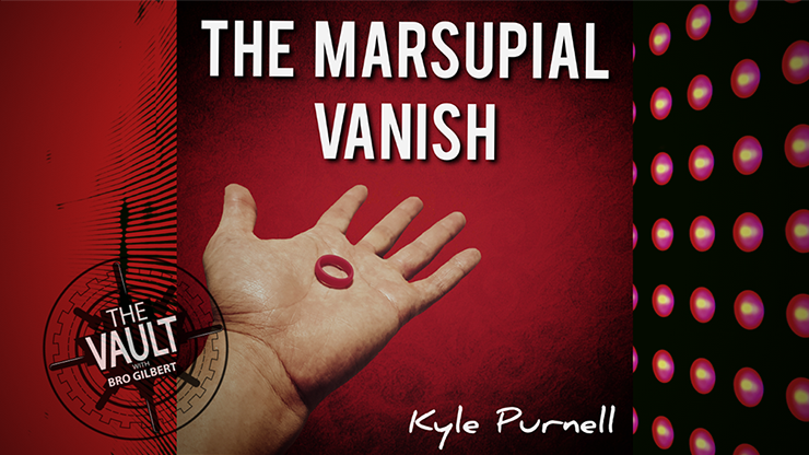 The Vault - The Marsupial Vanish by Kyle Purnell