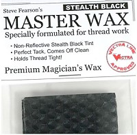 Master Wax [Stealth Black] by Steve Fearson