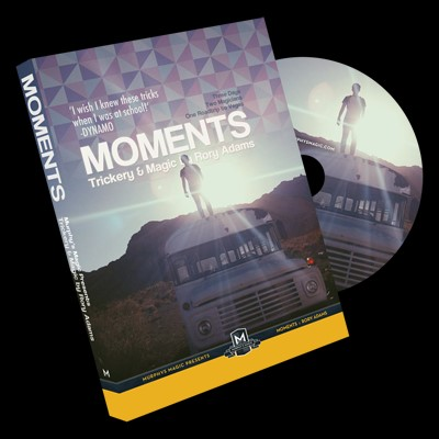 Moments by Rory Adams<br /><span class=&quot;smallText&quot;>[DVD_MOMENTS]</span>