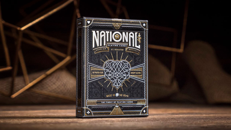 National Playing Cards by Theory11<br /><span class=&quot;smallText&quot;>[DECK_NATIONAL]</span>