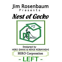 The Nest of Gecko (Left Handed) by Hiro Sakai