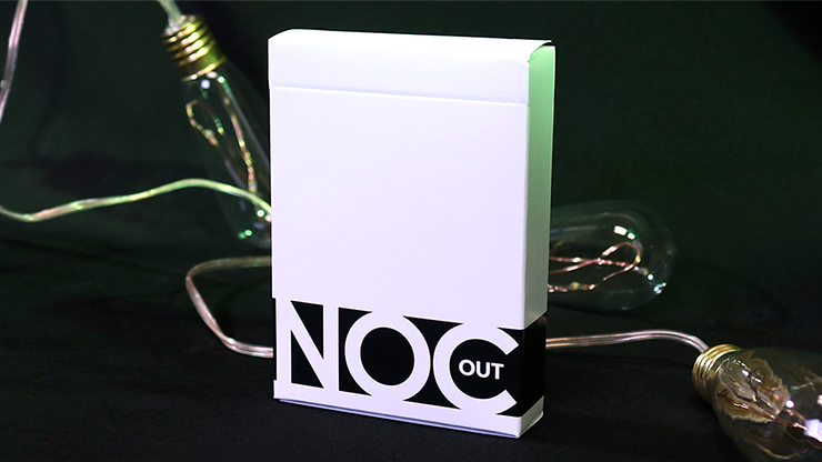 NOC Out: White Playing Cards<br /><span class=&quot;smallText&quot;>[DECK_NOCOUT_WHITE]</span>