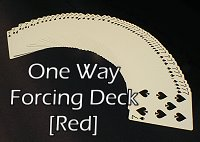 One Way Forcing Deck (Red)