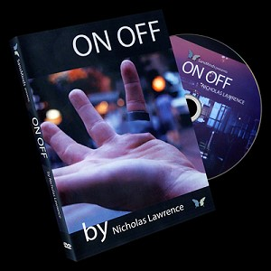 On/Off by Nicholas Lawrence and SansMinds<br /><span class=&quot;smallText&quot;>[DVD_ONOFF]</span>
