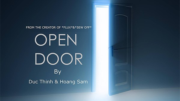 Open Door by Duc Thinh & Hoang Sam (MMSDL)