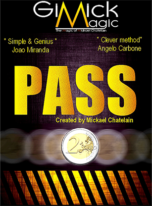 PASS (Red) by Mickael Chatelain<br /><span class=&quot;smallText&quot;>[CDG_PASS_RED]</span>