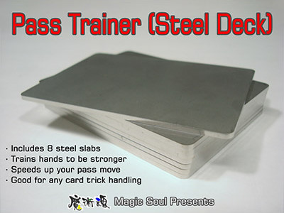 Pass Trainer (Steel Deck) by Hondo
