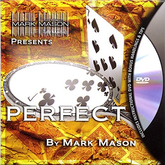 Perfect by Mark Mason and JB Magic<br /><span class=&quot;smallText&quot;>[SDVD_PERFECT]</span>