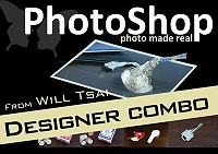 PhotoShop Designer Combo Pack by Will Tsai and SM Productionz