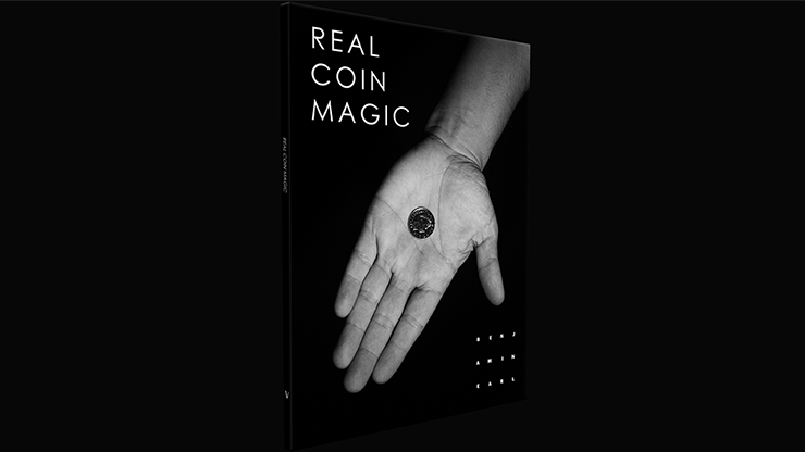 Real Coin Magic by Benjamin Earl<br /><span class=&quot;smallText&quot;>[DVD_REALCOINMAGIC]</span>