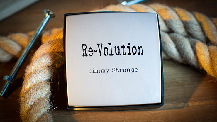 Re-Volution by Jimmy Strange<br /><span class=&quot;smallText&quot;>[BXSS_REVOLUTION]</span>