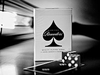 Madison Rounders Playing Cards [BLACK] by Daniel Madison