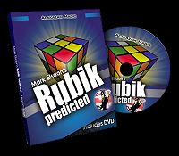Rubik Predicted by Mark Elsdon and Alakazam Magic