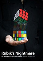 "Rubik's Nightmare by Michael Lam and SansMinds Magic<br /><span class=""smallText"">[DVD_RUBIKSNIGHTMARE]</span>"