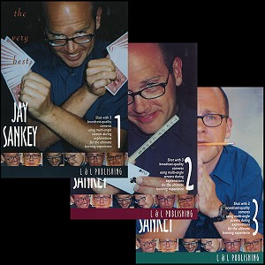 Sankey Very Best (Vol.1,2,3) by Jay Sankey (MMSDL)