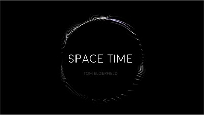 Space Time (Blue) by Tom Elderfield