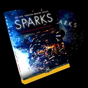 Sparks by JC James