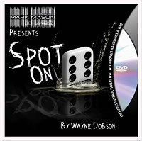"Spot On by Wayne Dobson and JB Magic<br /><span class=""smallText"">[SDVD_SPOTON]</span>"