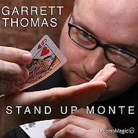 Stand Up Monte by Garrett Thomas and Kozmomagic