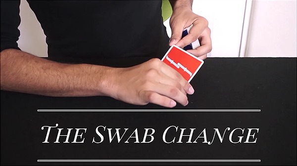 The Swab Change by Andrew Salas (MMSDL)