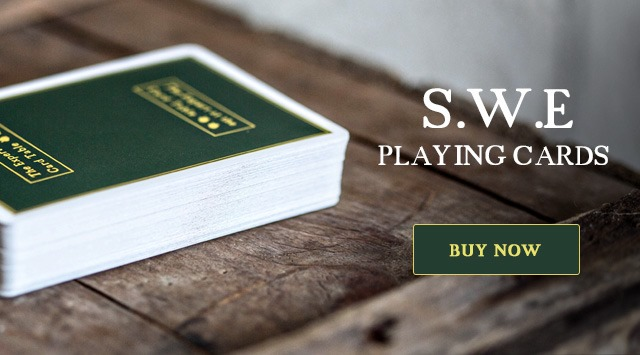 SWE Deck by Ellusionist