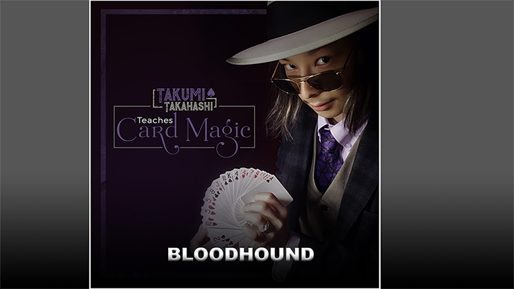 Takumi Takahashi Teaches Card Magic - Blood Hound