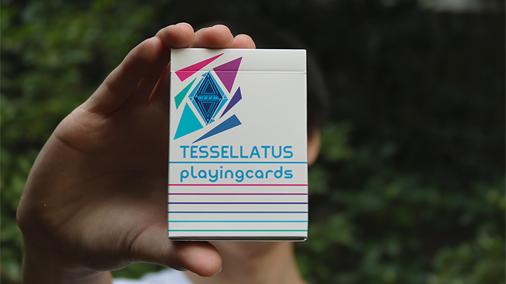 Tessellatus Playing Cards by Hunkydory Playing Cards<br /><span class=&quot;smallText&quot;>[DECK_TESSELLATUS]</span>