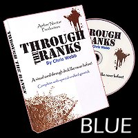 Through The Ranks [Blue] by Chris Webb