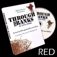 Through The Ranks [Red] by Chris Webb