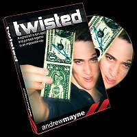 Twisted by Andrew Mayne<br /><span class=&quot;smallText&quot;>[DVD_TWISTED**!]</span>